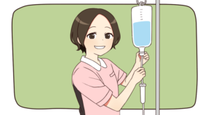 済生会で働く看護師