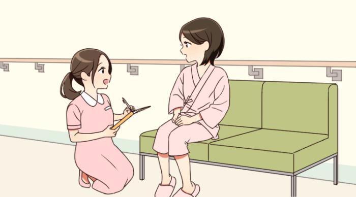 婦人科で働く看護師