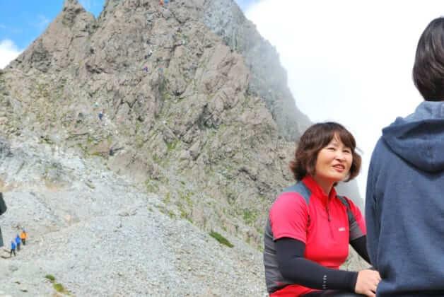 山岳看護師
