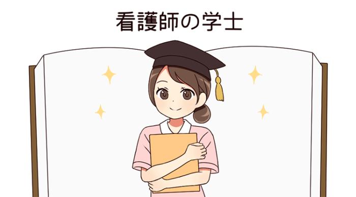 看護師の学位取得