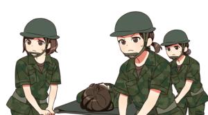 自衛隊看護師